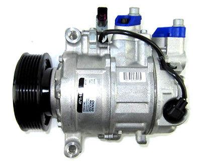 nice Audi A4 2005 A6 20062011 AC Compressor With Clutch