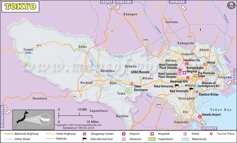 Tokyo Map Europe Cities Pinterest Tokyo map, Tokyo city and Tokyo - new world map showing tokyo japan