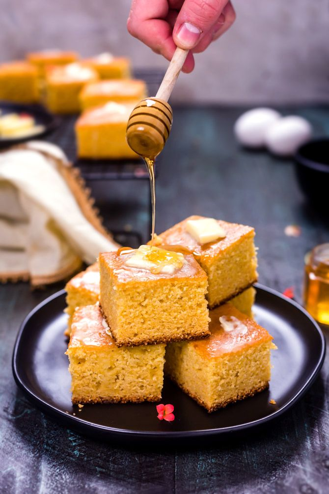 Honey Buttermilk Cornbread Host The Toast Recipe Buttermilk Cornbread Sweet Cornbread Honey Cornbread