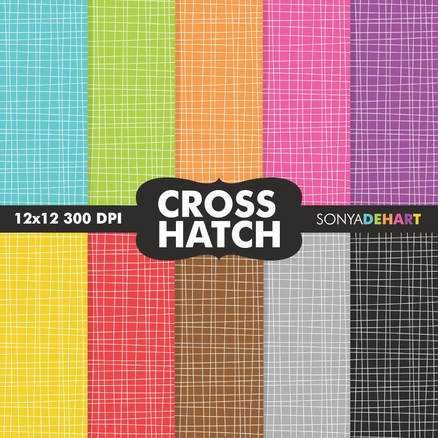 Crosshatch Digital Crosshatch Digital Paper Crosshatch Patterns Fascinating Cross Hatch Pattern