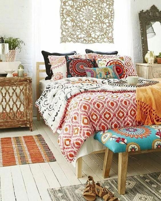 23 Awesome Bedroom Decorating Ideas That Will Not Break Your Pockets #decorationequipment