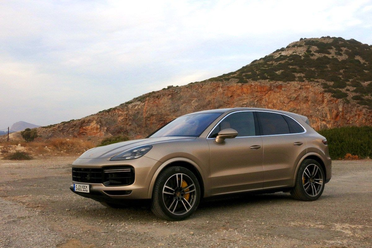 2019 porsche cayenne turbo review first drive