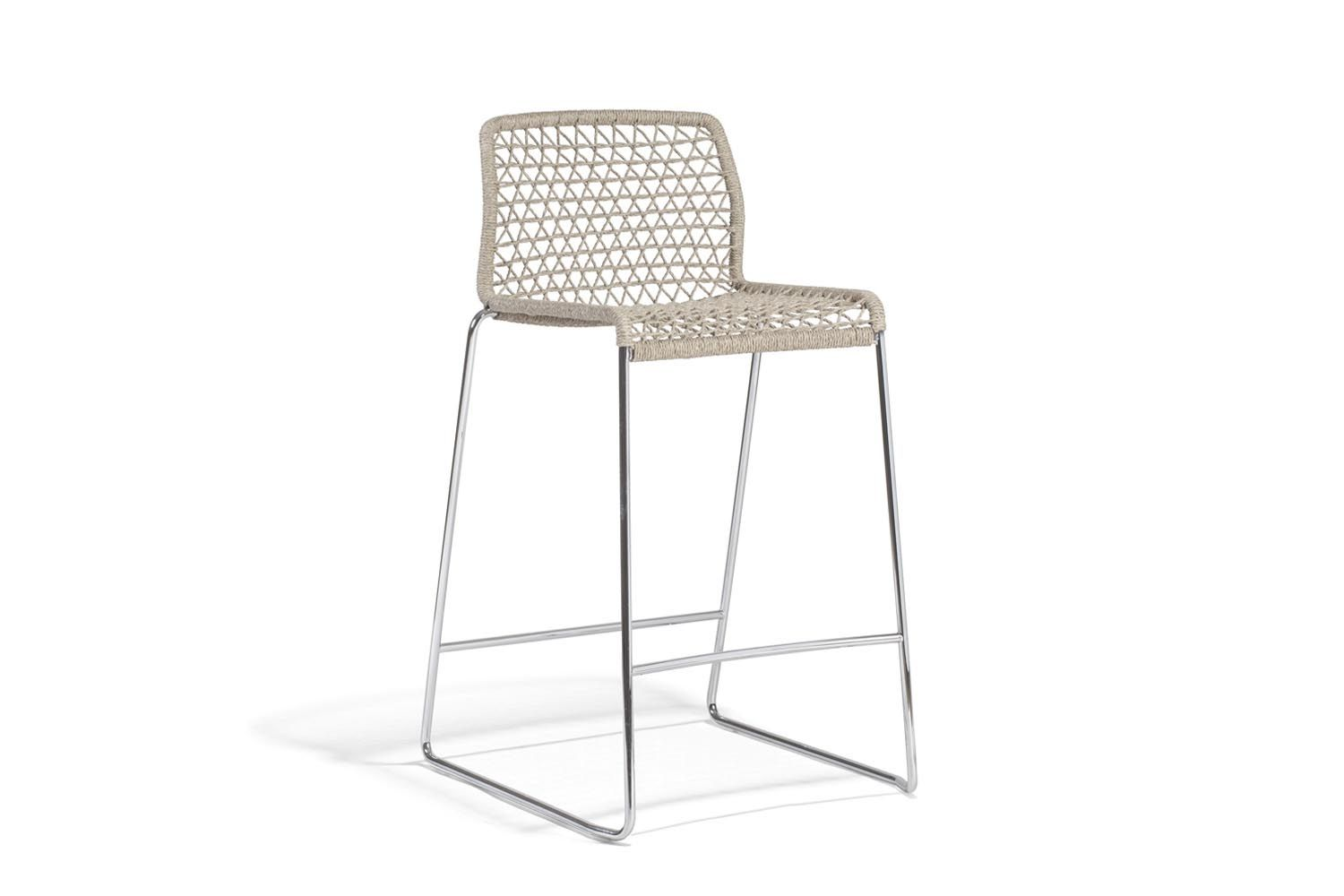 Vela Barstool by Studio Hannes Wettstein for Accademia | Beach ...