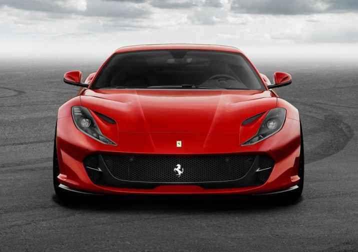 2019 2020 Ferrari 812 Superfast O Mais Poderoso Ferrari Preco