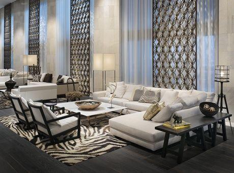 The New W Hotel Miami Hotel Interior Design Hotel Interiors Beach Living Room