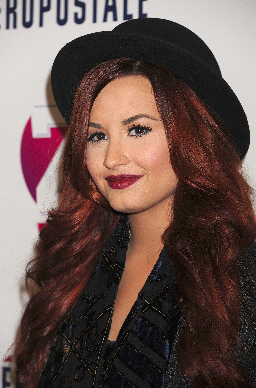 auburn brown ombre hair - Google Search   Beauty ...