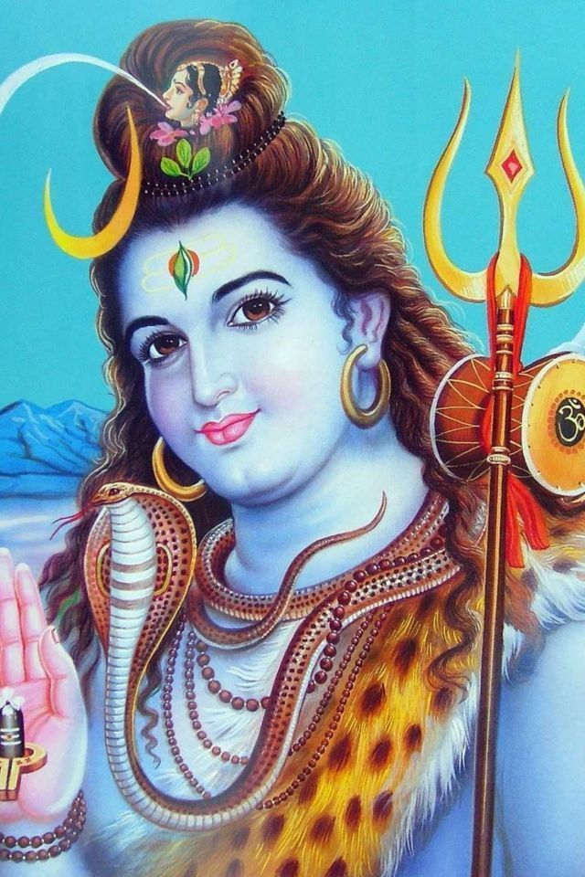280 Lord Shiva Angry HD Wallpapers 1080p Download For Desktop (2020) Mahadev An