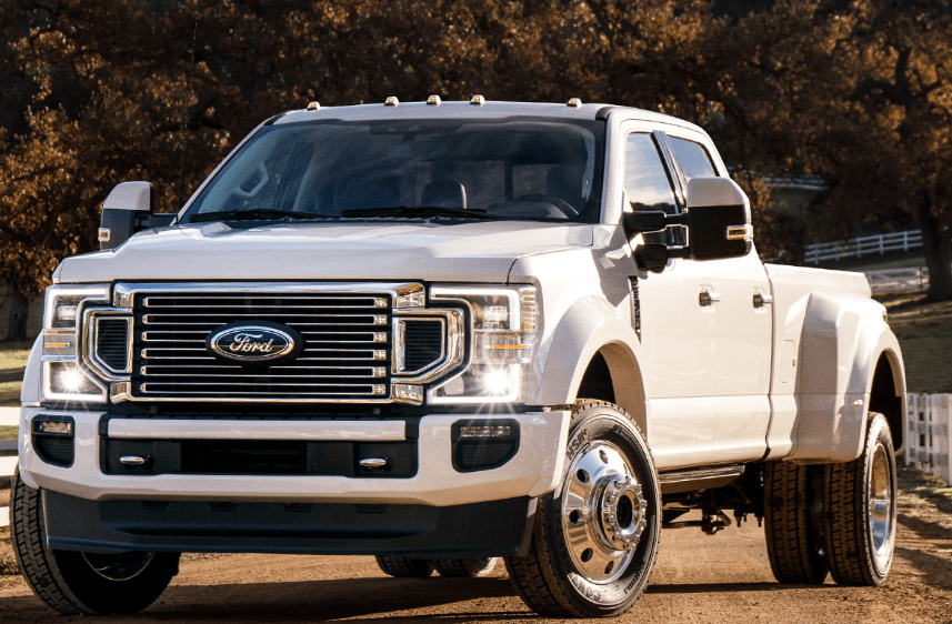 2020 Ford F 450 Changes Colors Release Date Interior Price Ford Auto Us News Pickup Trucks Ford F Series Ford Diesel