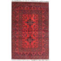 Photo of Afghan Khal Mohammadi rug 102×149 oriental rug