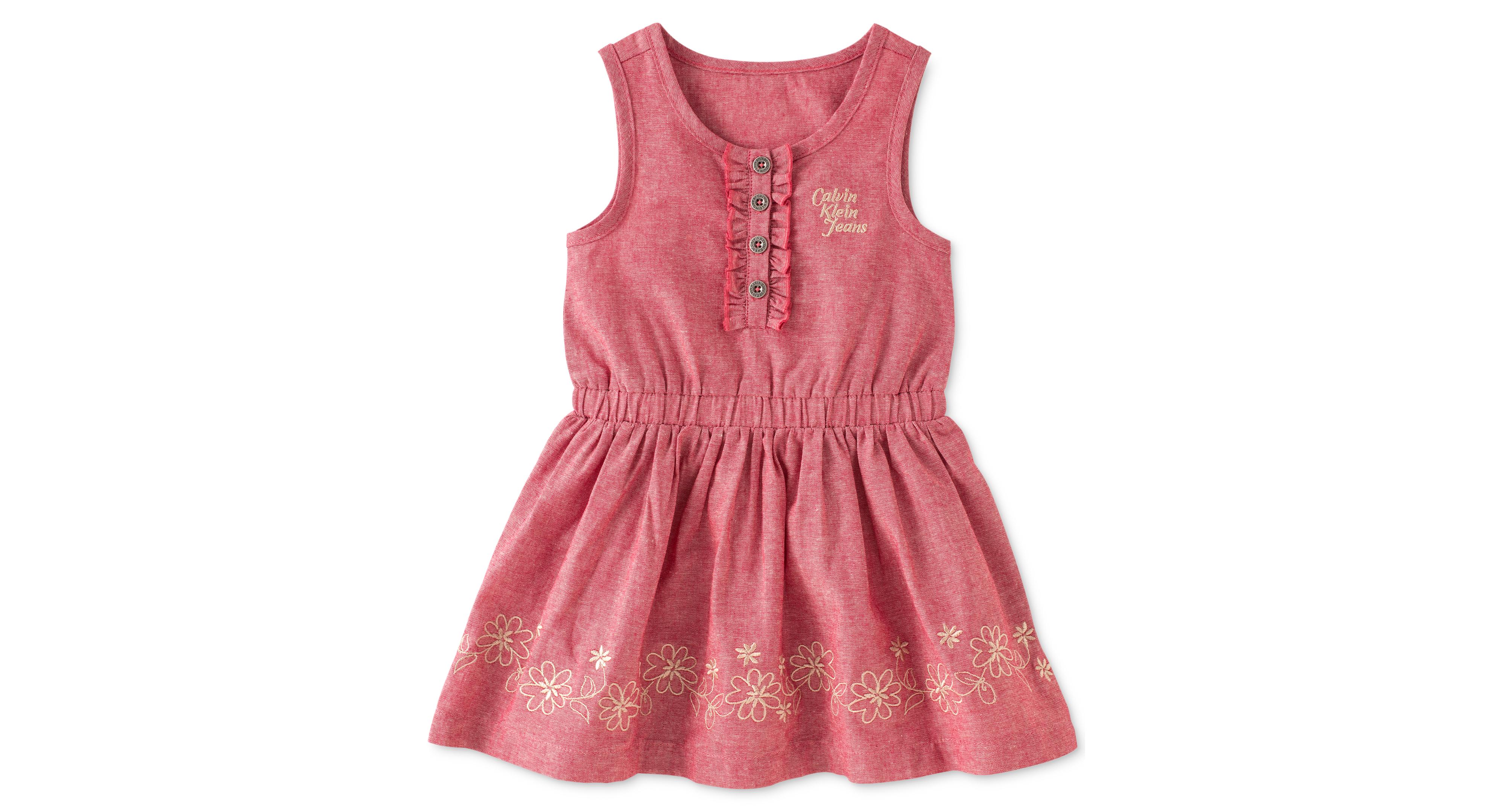 Calvin Klein Little Girls' Dress