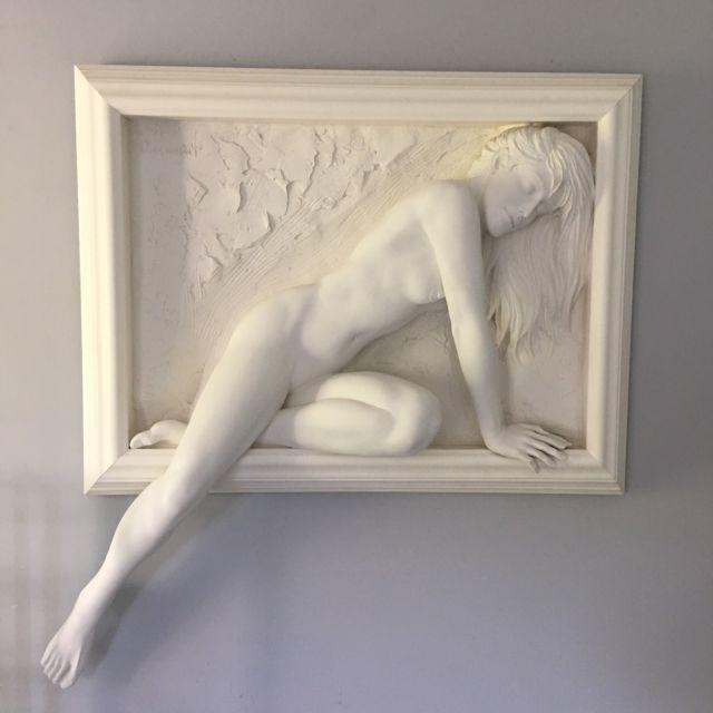 nude bill sculture