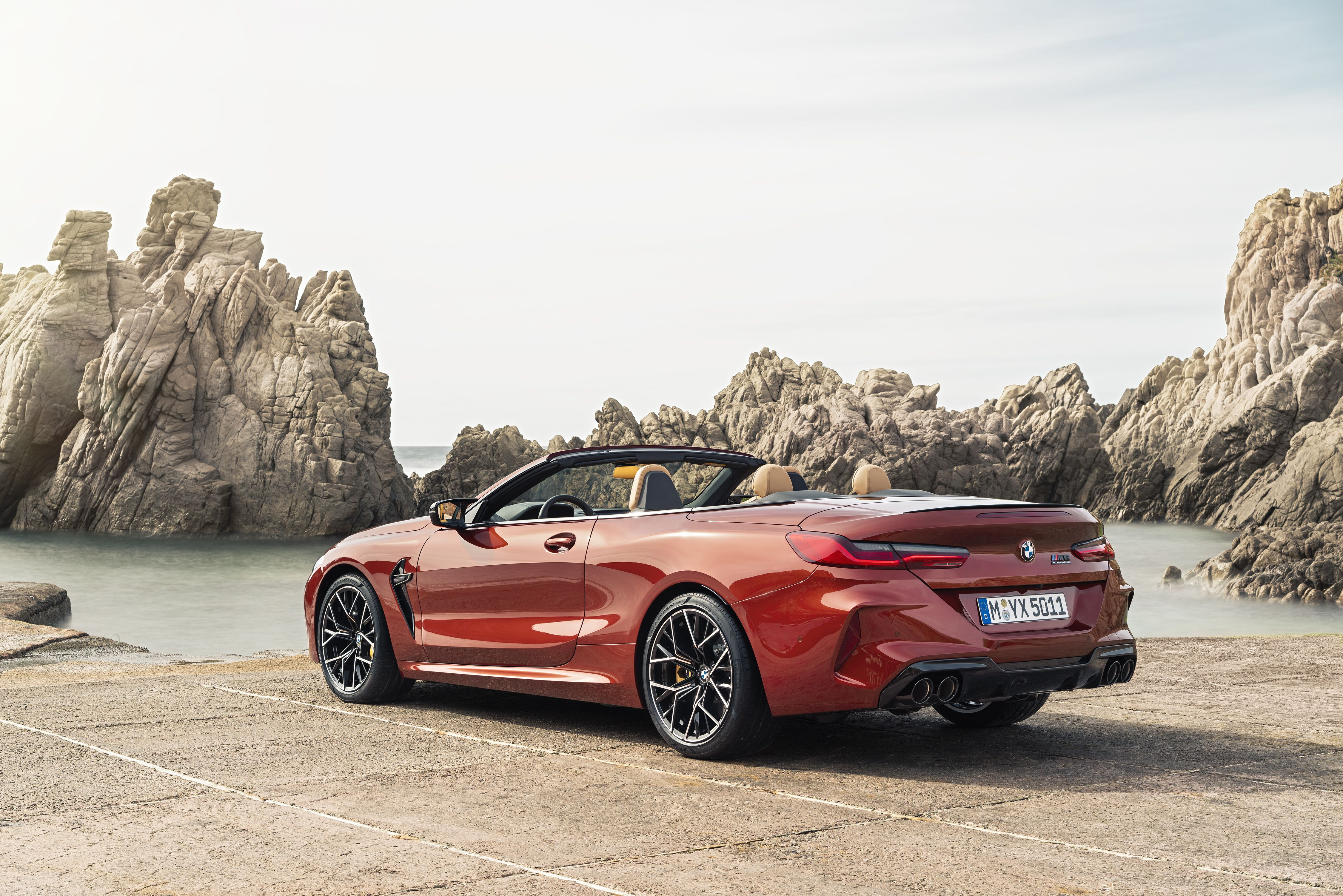 Bmw F91 M8 Convertible Mpower Competition Luxury Individual