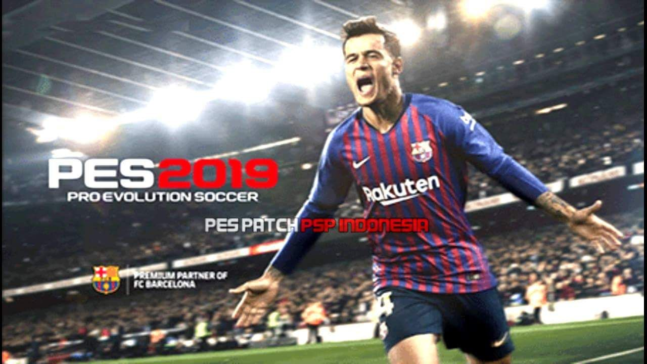 PES 2019 PSP Iso Download For PPSSPP | RisTechy in 2019