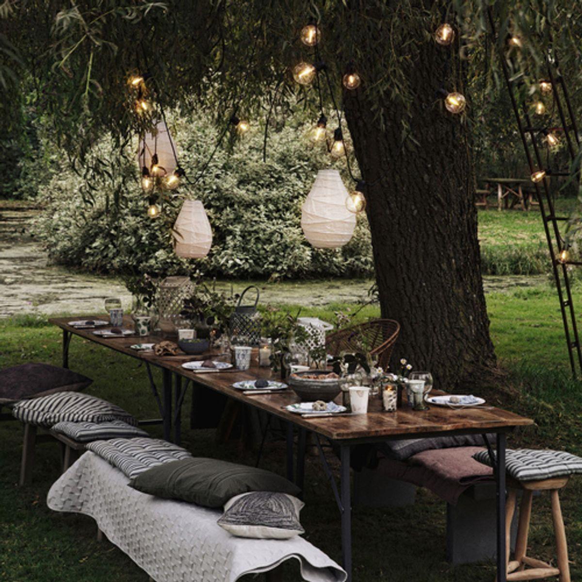 Lanterne en papier et bambou Drop en 2019 | Products ...