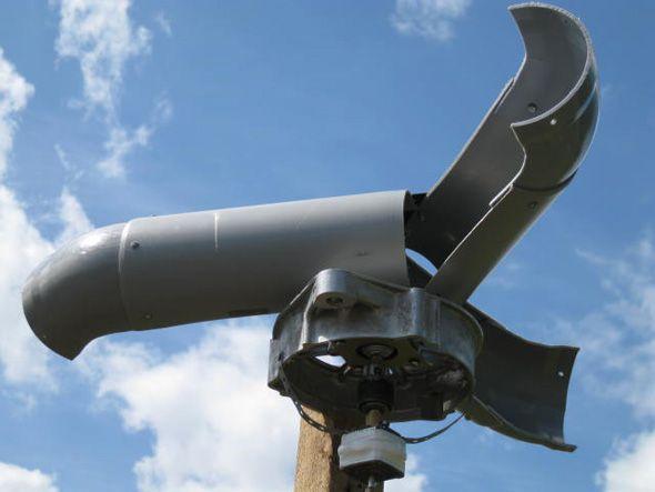 Ветрогенератор для частного дома своими руками из ...
