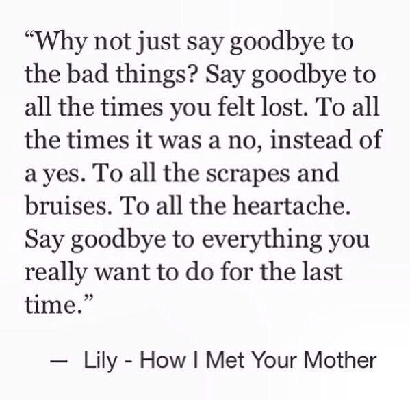 Quotes, How I Met