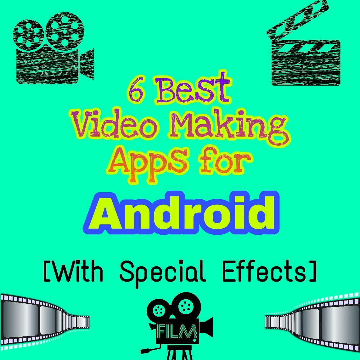Here it is... Best Video Making / Editing Apps in 2018