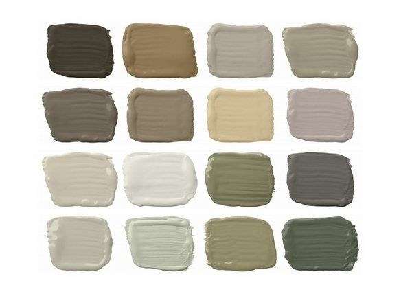 Ralph Lauren Paint Colors ralph lauren paint colors modern naturals palette | interior decor