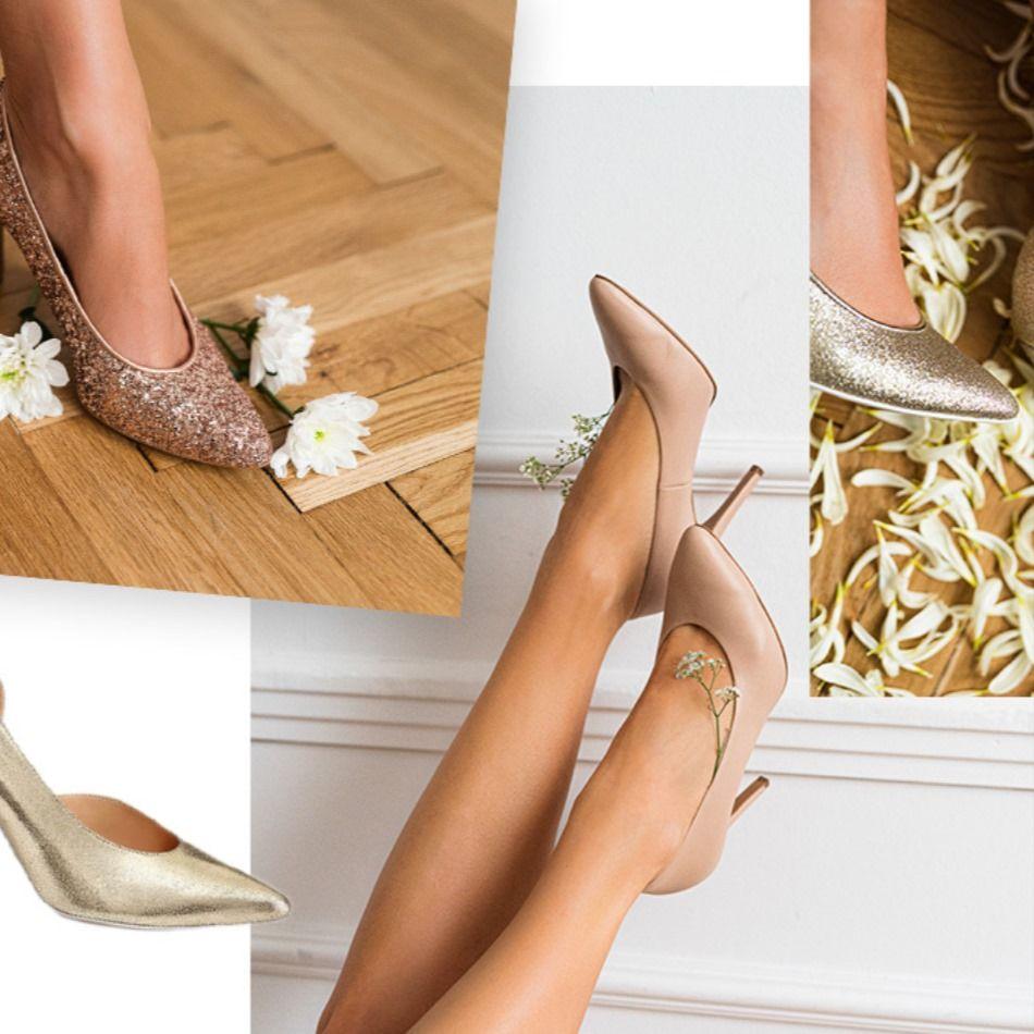 Jak Wybrac Buty Slubne Heels Shoes Stiletto Heels