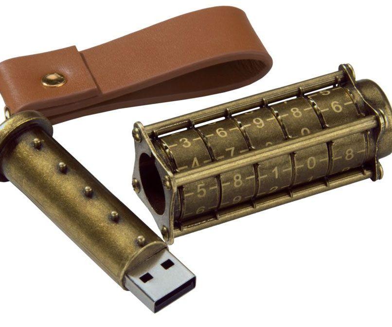 Mechanical Combination Lock Usb Drive Flash Drive Usb Usb Flash Drive