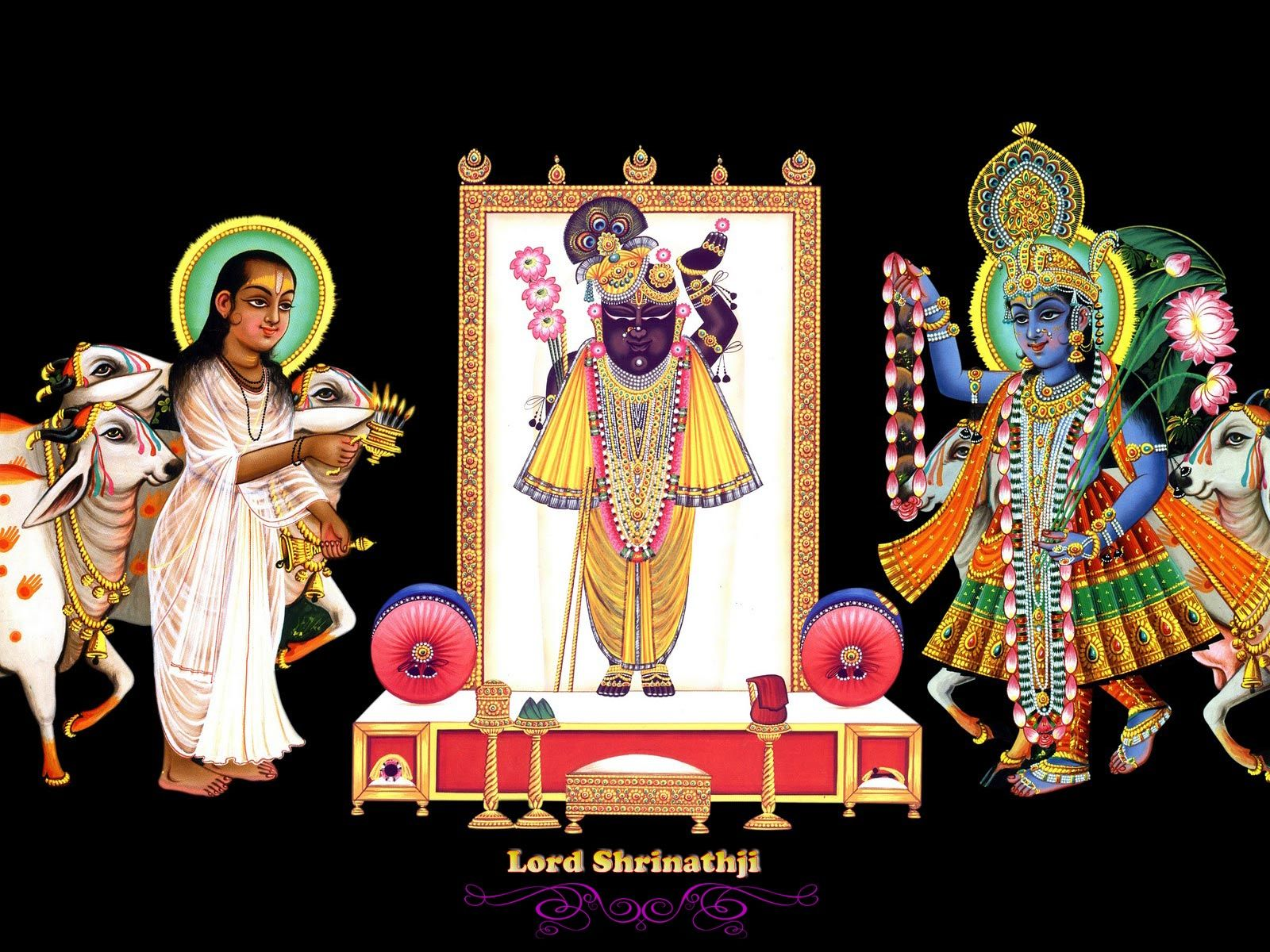 shrinathji hd mobile