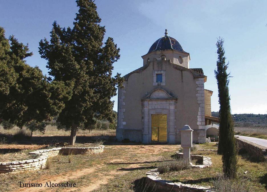 ¿Conoces la ermita del calvario de Alcalà de Xivert? #Alcossebre #turismoalcossebre http://ow.ly/SPARG