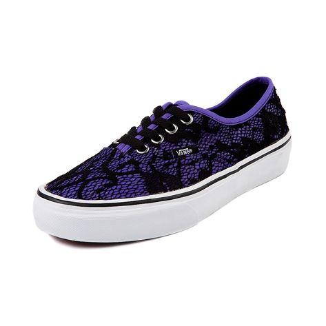 purple vans journeys