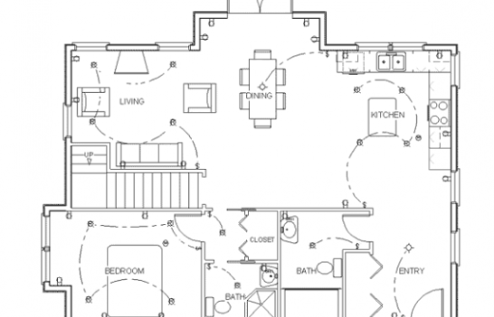 Make Your Own Blueprint How To Draw Floor Plans Draw Your Own Architectural Plans Floor Plans House Plans House Blueprints