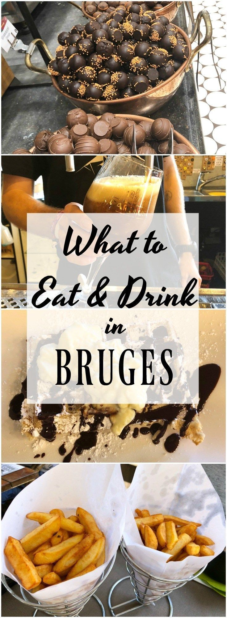 Photo of WHAT TO EAT & DRINK IN BRUGES | Everyday Laura