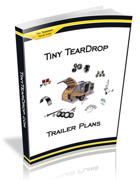 how to build a teardrop trailer cheap