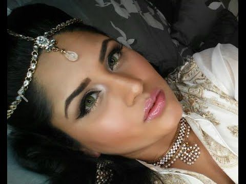 get ready with me pakistani wedding engagement makeup