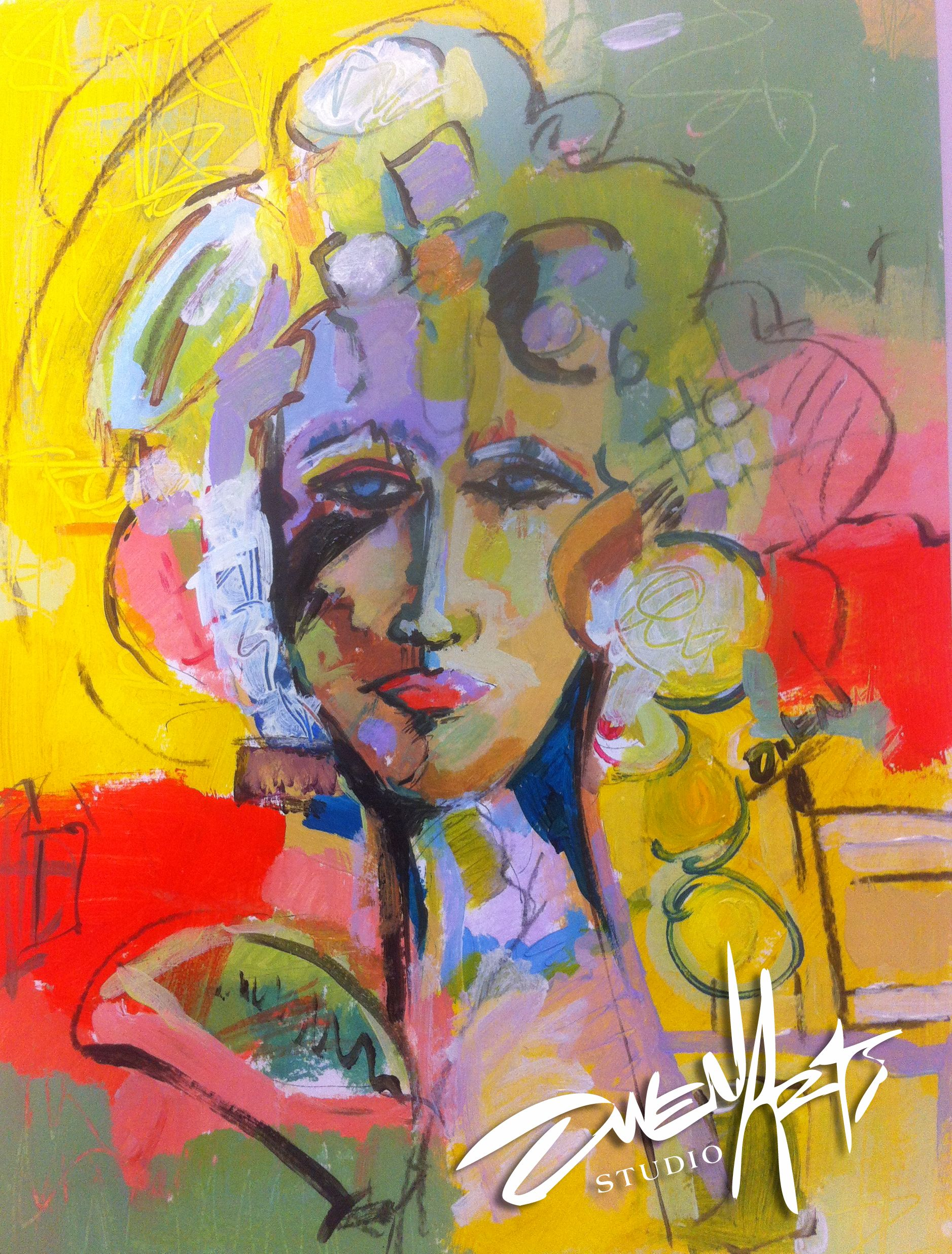 18in x 13in on paper american contemporary art investment
