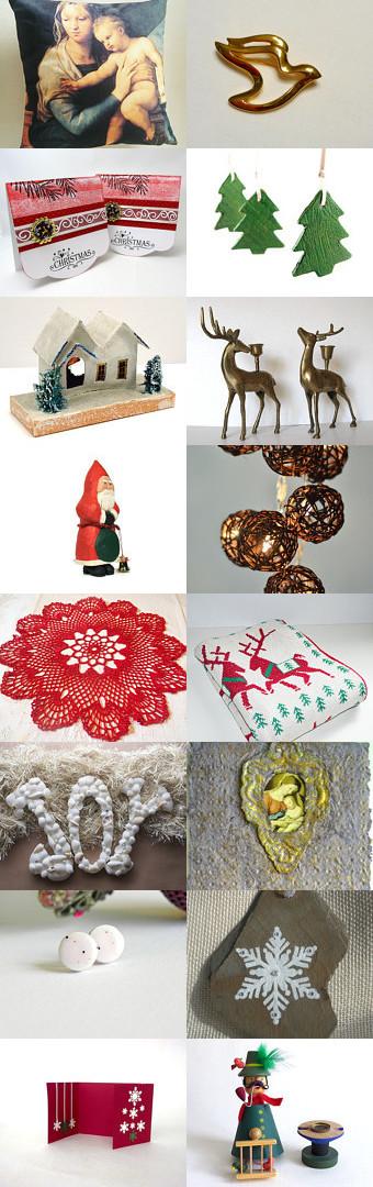 Christmas by Olga on Etsy--Pinned with TreasuryPin.com