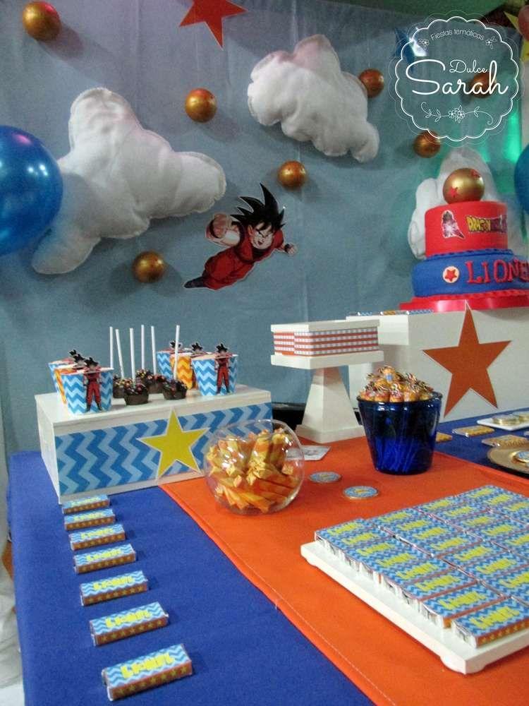 Lionels Dragon Ball Z Party