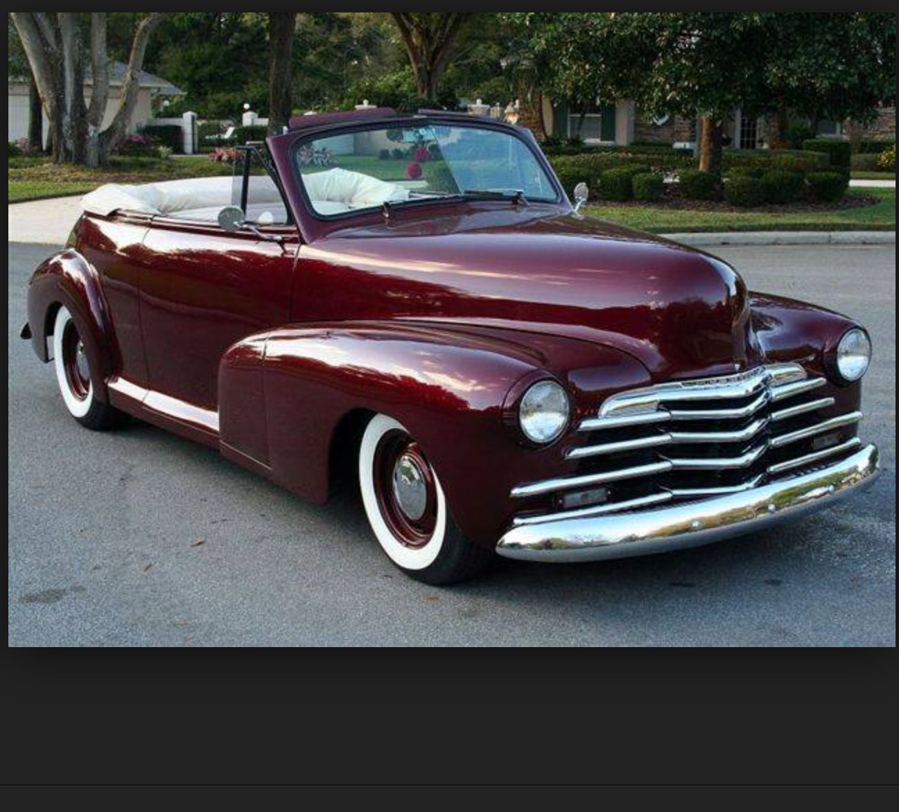 47 Chevy Fleetmaster  With Images
