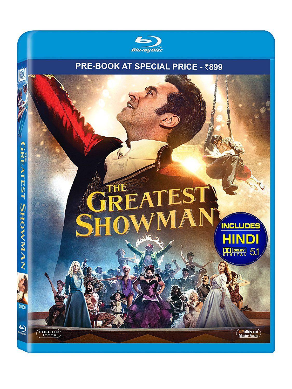 Unp On Showman Movie The Greatest Showman Greatful