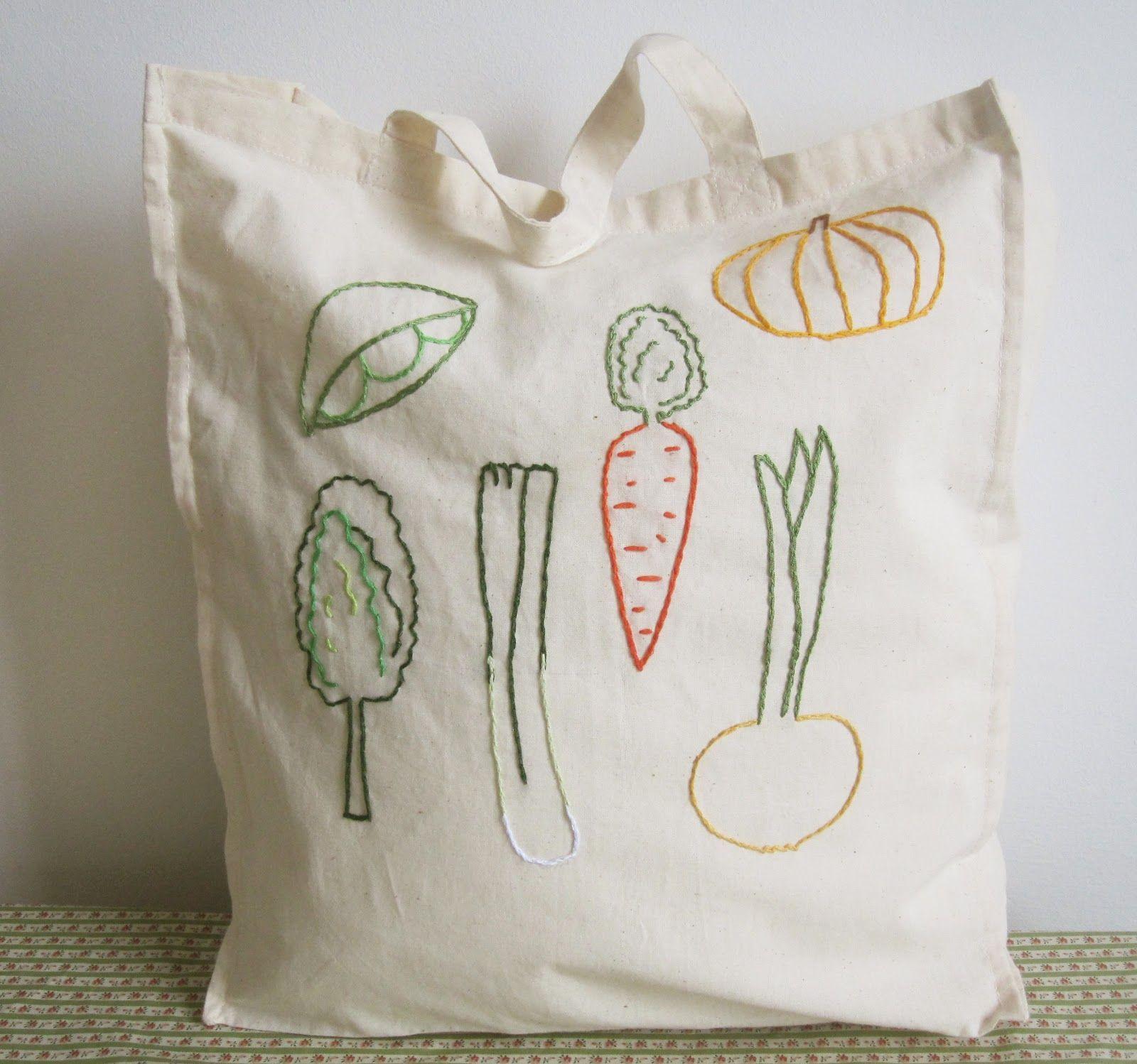 veggie bag - winter