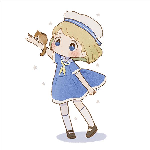 αyu on Cute anime chibi, Anime child, Anime chibi
