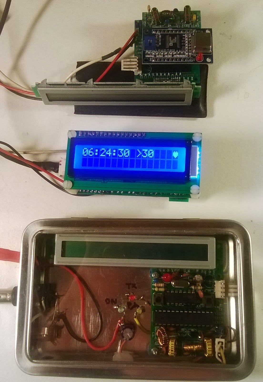 HF Arduino Vna english version Arduino Arduino Ham radio