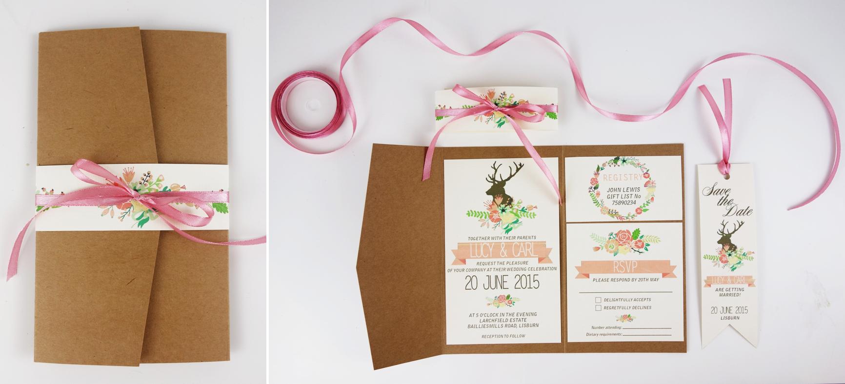Diy Free Rustic Flowery Wedding Invite Template Wedding Invitations Wedding Favors Wedding