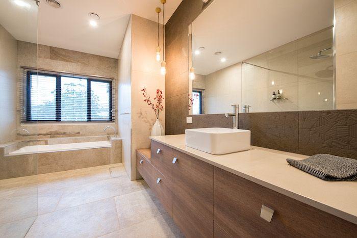 ▷ 1001 + modèles pharamineux de la salle de bain moderne - Meuble Vasque A Poser Salle De Bain
