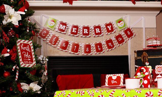 "Instead of ""Merry Christmas"", ""Happy Birthday"""
