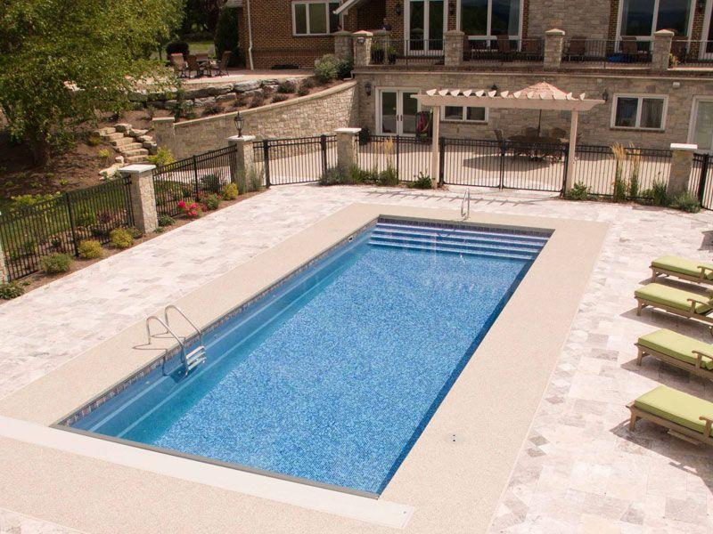 Latham Pools best pool warranty fiberglass swimming pools Swimming