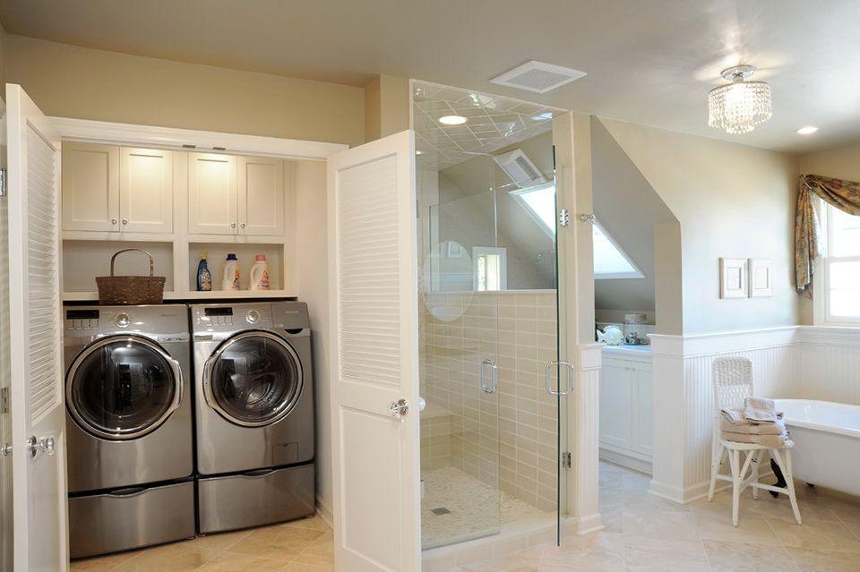 10 Closet Door Ideas For Your Precious Home Laundry Room Doors