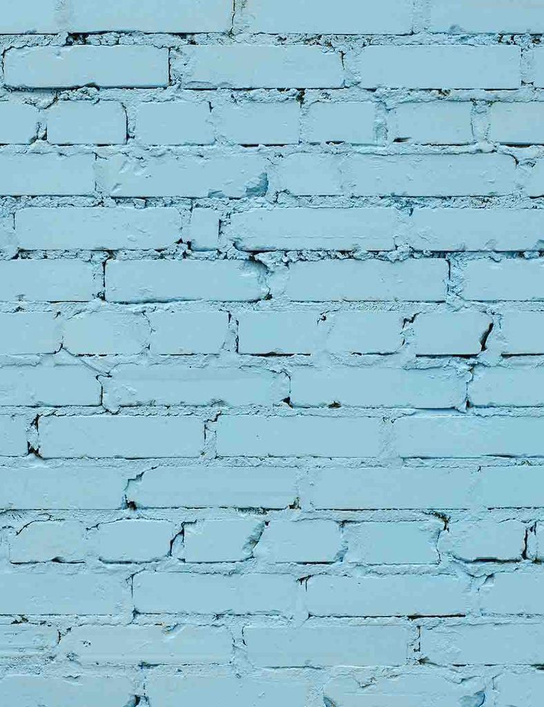 Sky Blue Brick Wall Texture Backdrop For Photo Studio Light Blue Aesthetic Blue Bricks Blue Background Wallpapers