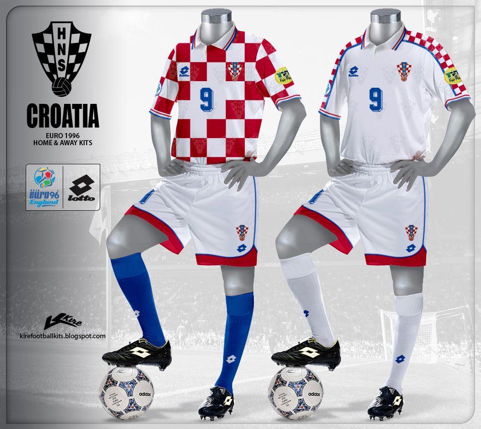 Croatia+Home+and+Away+Kits+Euro+1996.jpg (955×851) Fifa