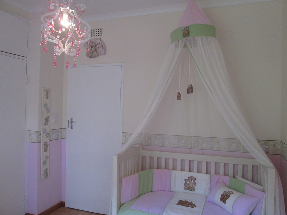 Tatty teddy nursery decor  complements beautifully with white wash cot and  compactum  Linen. Tatty teddy nursery decor  complements beautifully with white wash