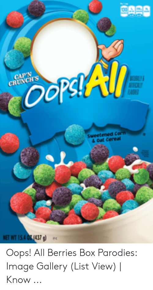 Oops All Cereal Google Search All Berries Cereal Sweeteners Free shipping site to store. oops all cereal google search all