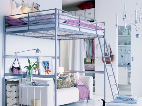 Studio Apartment Bed Ideas tromso ideas! loft bed. studio apartment. studio flat. | maids