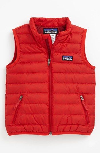 Vest Tots Boys Down baby Stylin' Nordstrom Sweater Patagonia SvqRx